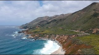 California Roadtrip - Pacific Coast Highway -- LA, Big Sur, SF -- 2018
