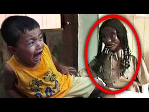 Thumbnail: Top 5 Creepy Haunted Dolls CAUGHT MOVING ON CAMERA!