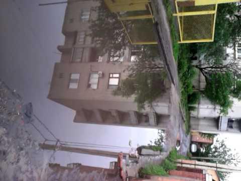 Борисоглебск ул.Чкалова д.26 Жители выплывают из своих  квартир ...