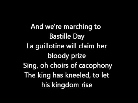 Download Rush-Bastille Day (Lyrics)