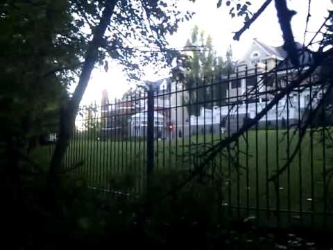 Huge mansion Edmonton Bruce Saville $10,000,000+