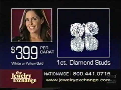 The Jewelry Exchange Television Commercial 2008