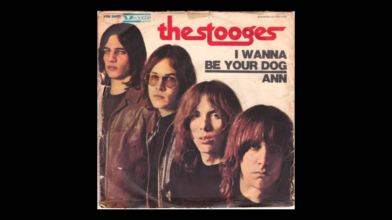 The Stooges I Wanna Be Your Dog Ann 1969 Full 7