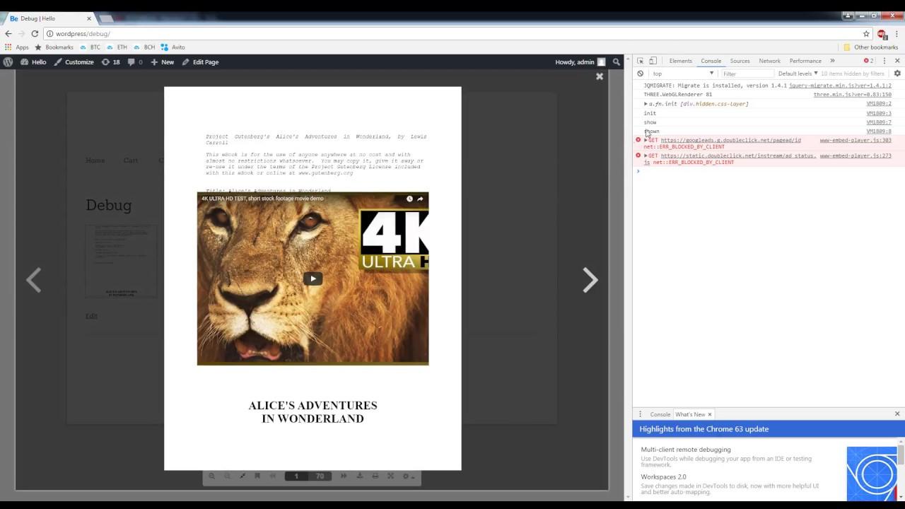 3D FlipBook - CSS Layer (Audio, Video, Buttons, Forms,    )
