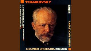 String Quartet No. 3 in E-Flat Minor, Op. 30 (Version for String Orchestra) : II. Allegretto...
