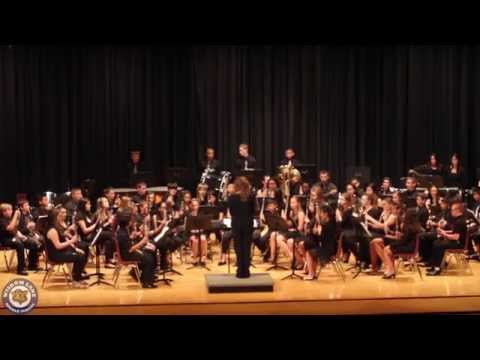 Wisdom Lane Middle School Spring Concert (7th Grade Band)