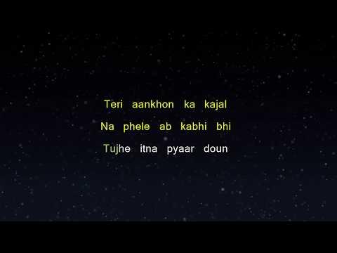 Anuv Jain Baarishein Karaoke Version