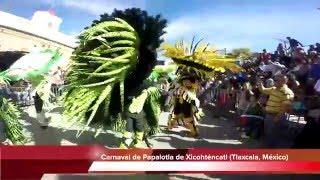 La  Presentación del Carnaval de Papalotla  XOLALPA en GoPro Hero 4