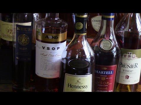Top Three VSOP Cognacs