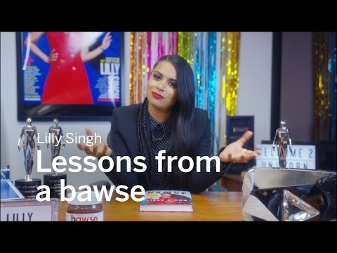 Lilly Singh's Lessons From a Bawse | TIFF 2017
