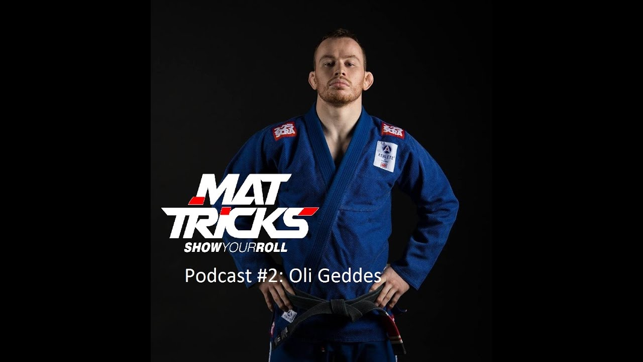 MTP #2: Oli Geddes Talks About Competing all Over the World and Training with Roger Gracie