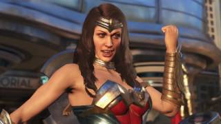 Injustice 2 Comic Con Trailer