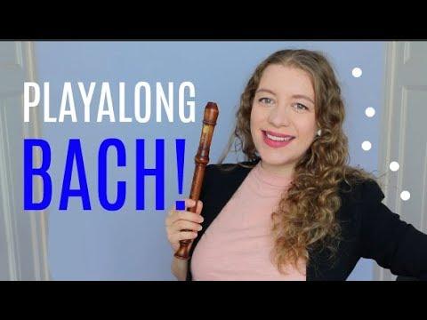 Playalong BACH: Jesu, Joy of man's Desiring