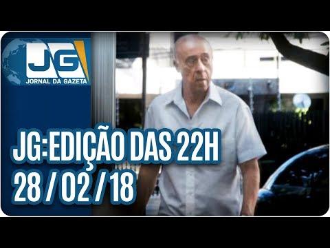 Jornal da Gazeta - Edição das 10 - 28/02/2018