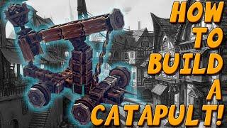 Besiege Catapult Tutorial + Download Link & Installation Instructions
