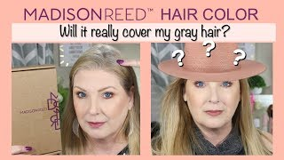 Madison Reed Hair Color - Will it really cover my gray?