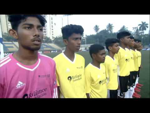 Final - Junior Boys : Chowbagha H.S., Kolkata Vs. Sacred Heart HSSS, Kochi