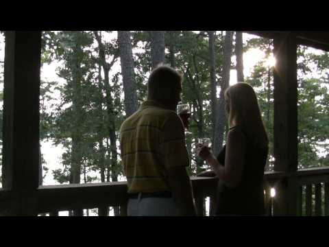 Self Creek Lodge & Resort on Lake Greeson near Hot Springs, Arkansas