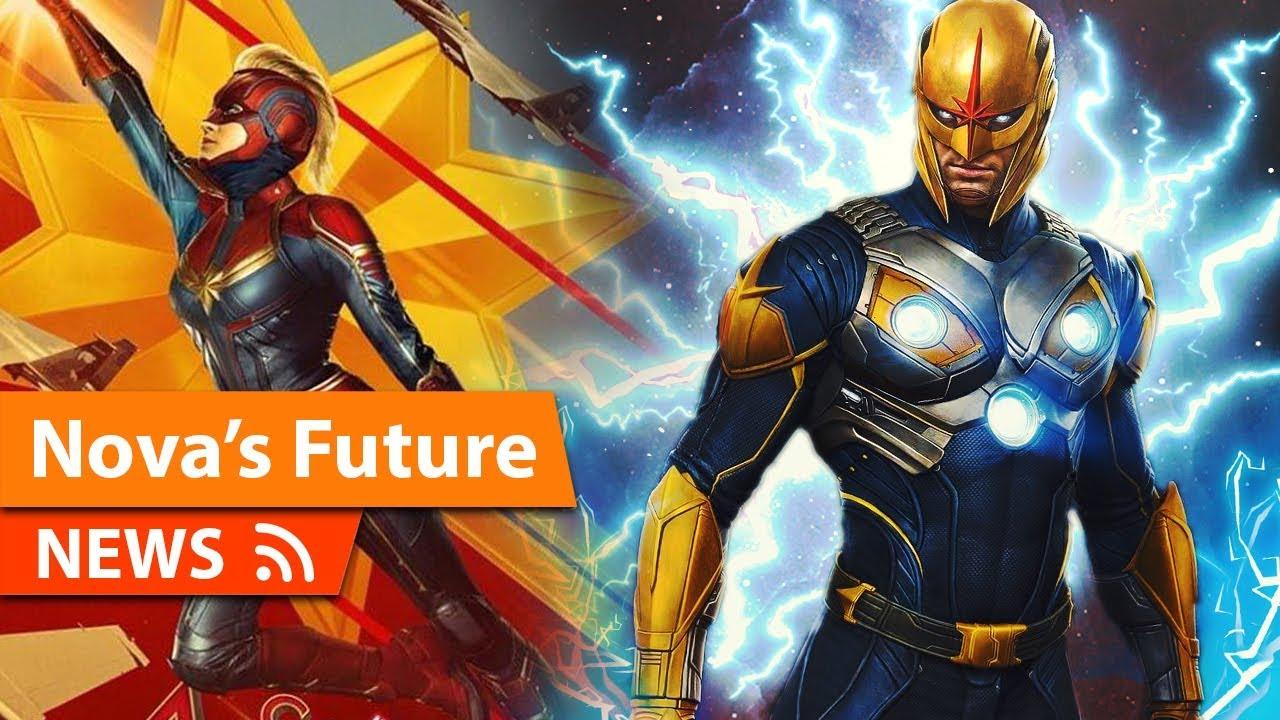 NOVA Rumored for VILLAIN part of Captain Marvel 20   Avengers & Marvel Phase  20 Future