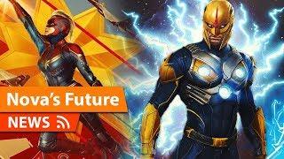 NOVA Rumored for VILLAIN part of Captain Marvel 2 - Avengers & Marvel Phase 4 Future