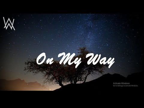 alan-walker---on-my-way-(lyric-video)-ft.-sabrina-carpenter-&-farruko