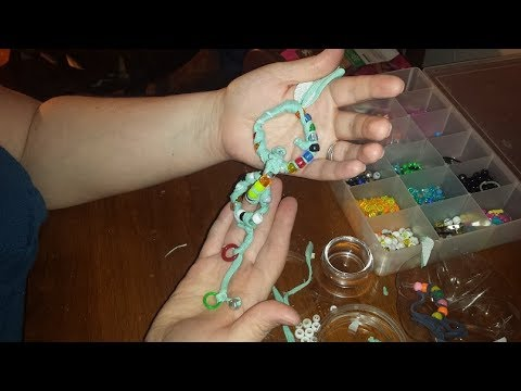 Recycled Bird Toy's