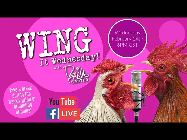 Wing It Wednesday - Season 2 - Episode 4