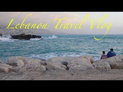 Lebanon Travel Vlog | Day 1