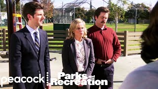 Parks and Recreation: Leslie is Running for Govenor thumbnail