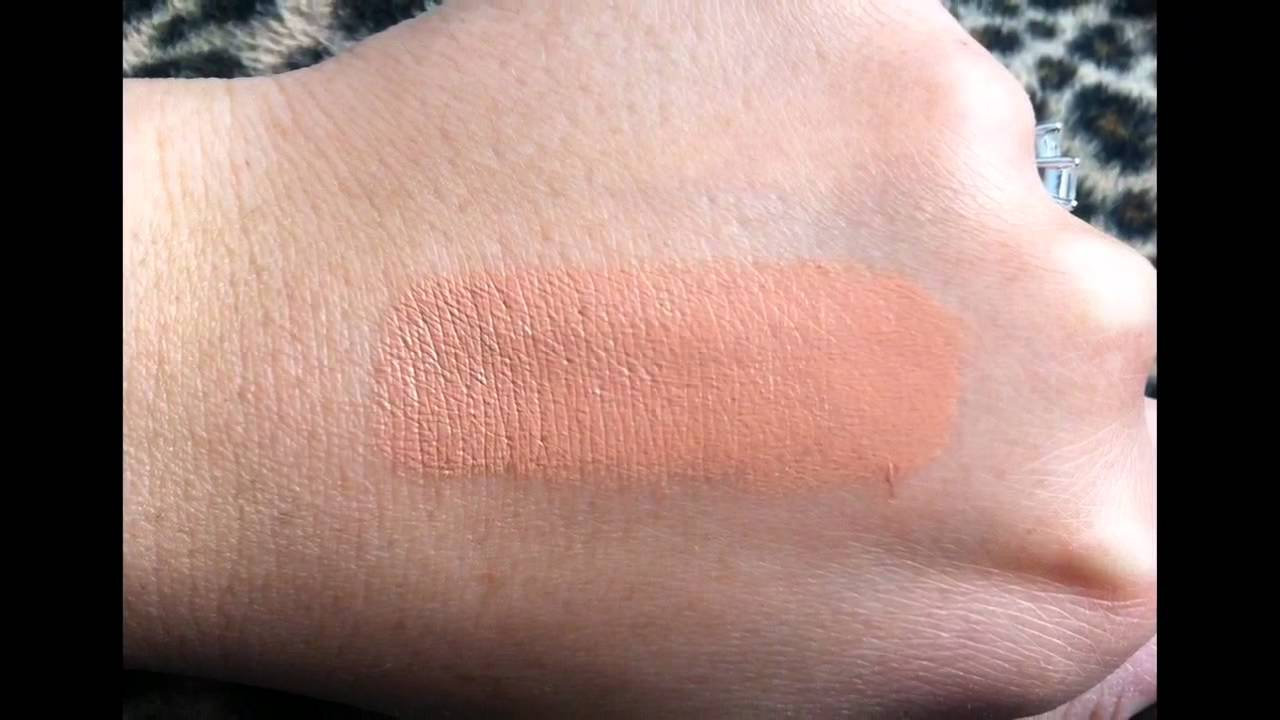 MAC Satin Lipstick Peachstock - YouTube