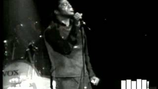 "James Brown performs ""Bewildered"". Live at the Boston Garden. April 5, 1968."
