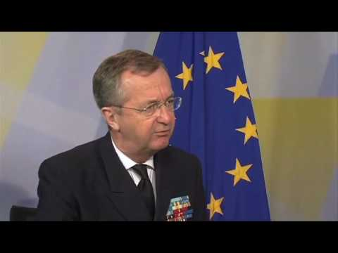 Interview with EU Military Committee Chairman