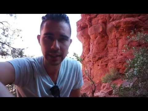 Energy Vortexes + Spiritual Adventures In Sedona, Arizona (Bell Rock)
