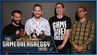 The Insane Kinda Funny Anniversary Show - The GameOverGreggy Show Ep. 110