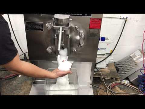 Electrofreeze ft-1 Batch Freezer Ice Cream Machine 13900 www.SlicesConcession.com