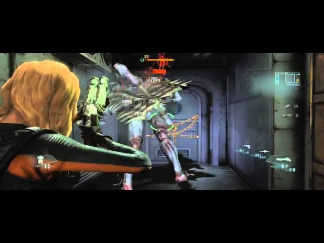 Resident Evil Revelations  Modo Asalto - Nivel 3