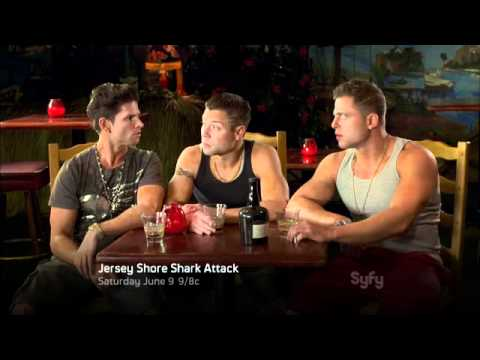 Jersey Shore Shark Attack is listed (or ranked) 41 on the list The Best Shark Movies