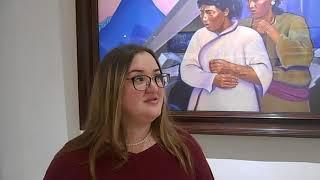 Людмила Левшенкова о выставке