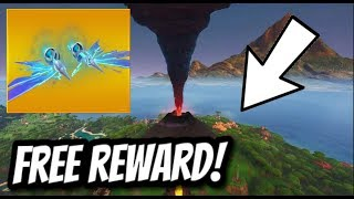 *FREE* ARCANA GLIDER FOR PEOPLE WHO MISSED THE VOLCANO EVENT! - Fortnite Nexus Event