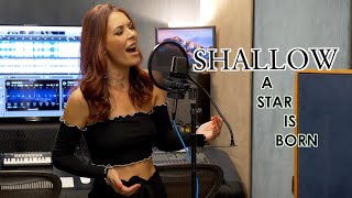 SHALLOW -  Lady Gaga & Bradley Cooper (A Star Is Born) [COVER by Vilma De Vellis]