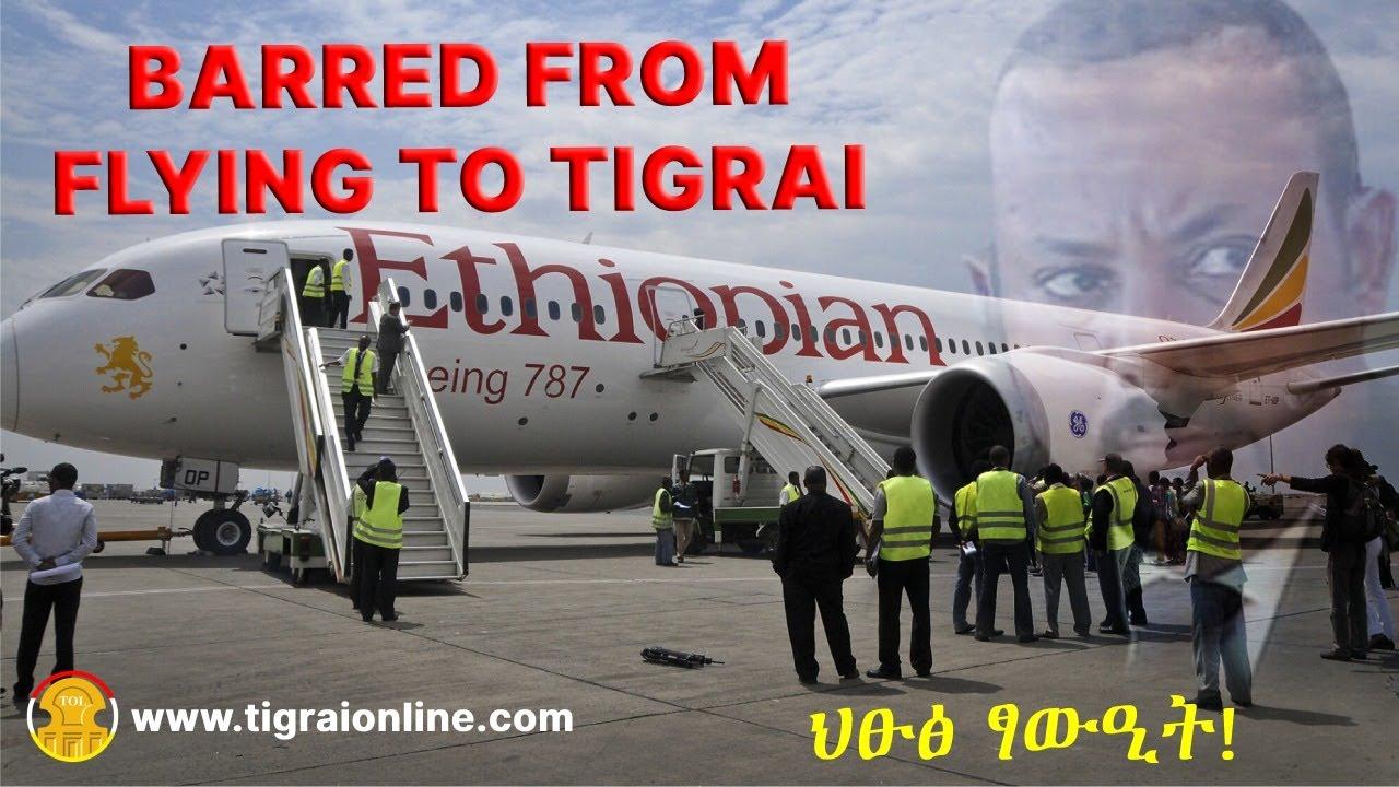 Tigrai Online Ethiopian news today Sept 7, 2020   Ethiopia bars journalists from flying to Tigrai