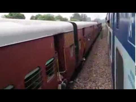 Indian railways Broad gauge vs Metre gauge - who wins???