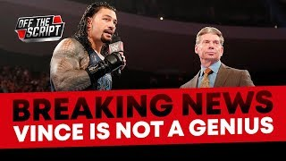 WWE Raw May 6, 2019 Full Show Review & Results: DEAR VINCE MCMAHON, YOU ARE NOT A GENIUS!
