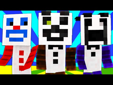 FNAF World - PAPERPALS! (Minecraft Roleplay) Night 23