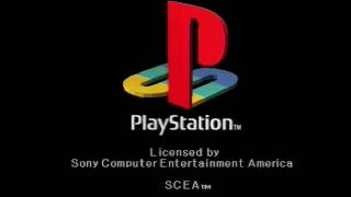 Original PlayStation Startup Intro (PS1)(PSX)