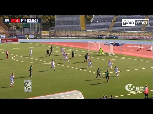 Icaro Sport. Rimini-Pordenone 2-2, il servizio