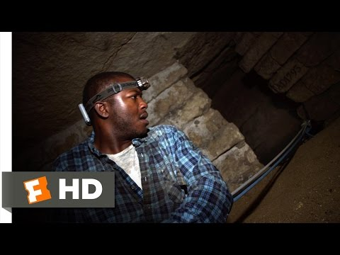 As Above, So Below (2014) - Benji's Close Encounter Scene (6/10) | Movieclips