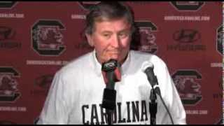 Steve Spurrier after win over Missouri