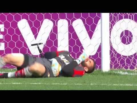 Chapecoense 1 x 4 Vitória Gols de Zé Love Marcelo Kieza e Tiaguinho
