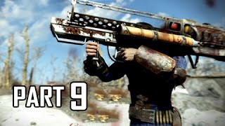 Fallout 4 Walkthrough Part 9 - FAT MAN!! (PC Ultra Let